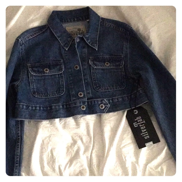 e67f9a7811 Levi s Cropped Denim Jacket